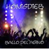 """Honigdieb CD """"Ballo Del Asino"""""""
