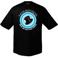 """Honigdieb T-Shirt """"Mein Hut hat keine Ecken"""""""