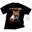 """Honigdieb T-Shirt """"Sei wie du bist"""""""